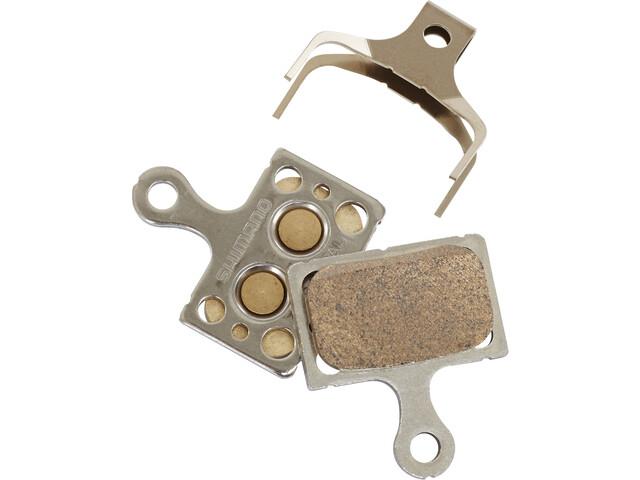 Shimano K04S Plaquettes de frein à disque Métal